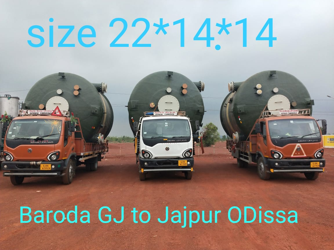 Welcome to Gujarat Transporters ::